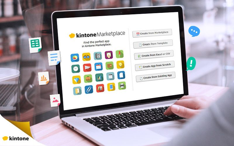 Kintone Best Features to Increase Productivity