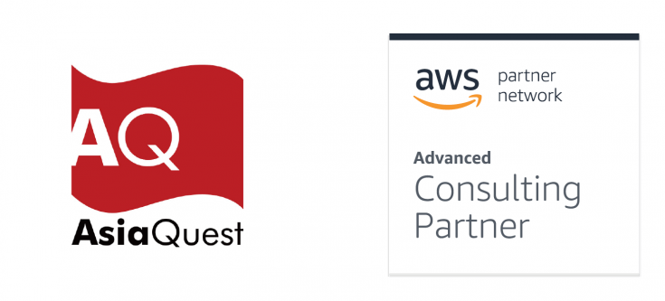 AsiaQuest Japan Disertifikasi Sebagai AWS Advanced Consulting Partner