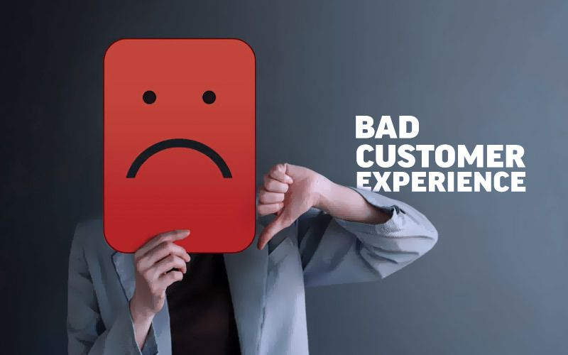 6 Examples Of Bad Customer Experience