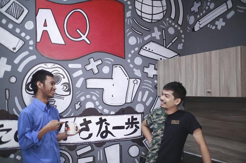 New AQI Development Center Office