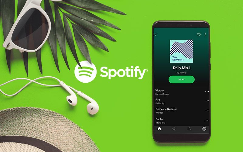 Cara Mengunduh Lagu di Spotify