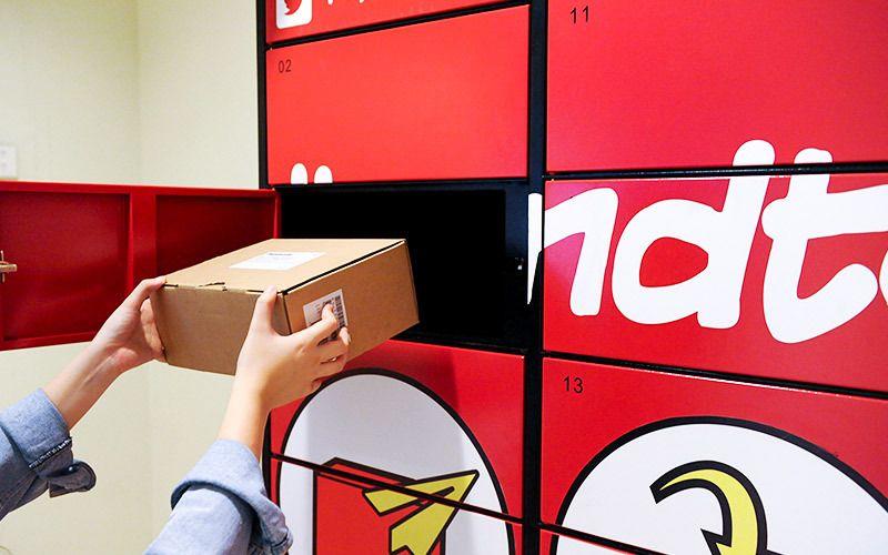 Kirim Barang dengan PopBox, Tak Perlu Ketemu Kurir!