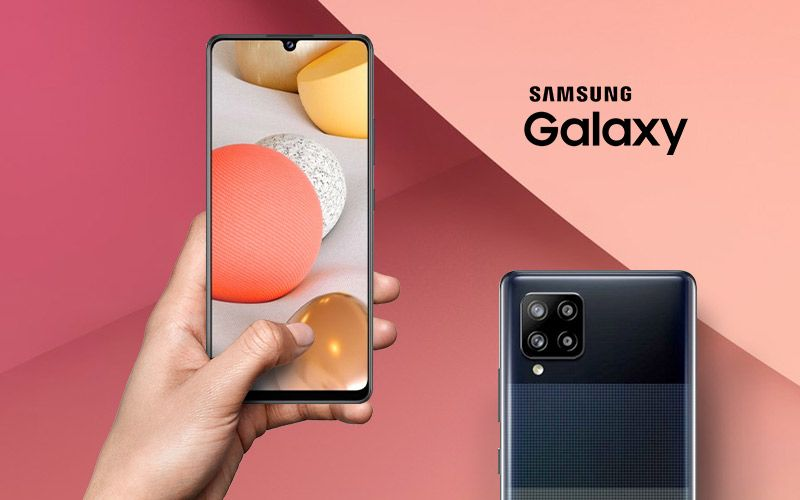 Samsung Galaxy A42 5G, Smartphone 5G Termurah hanya Rp6 Jutaan!