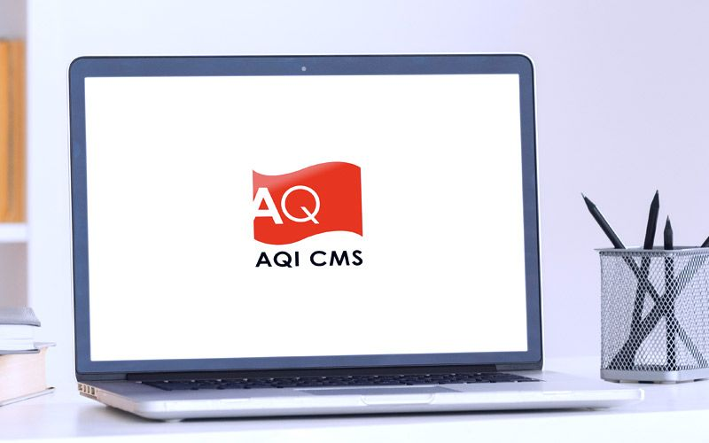 AsiaQuest Develops the AQI CMS