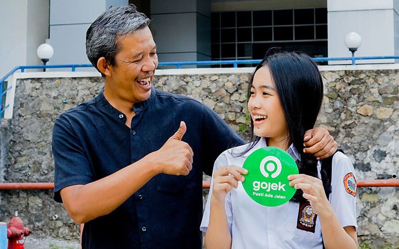 Pay Tuition Fee with GoBills from Gojek