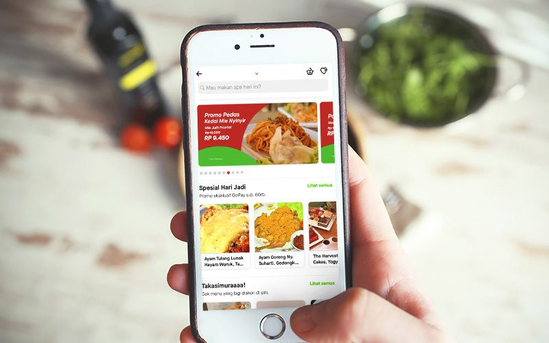 GoFood User Experience is No.1 in the World