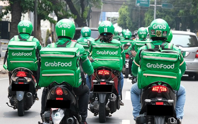 Take a Peek at Grabfood's Success Story During the Pandemic