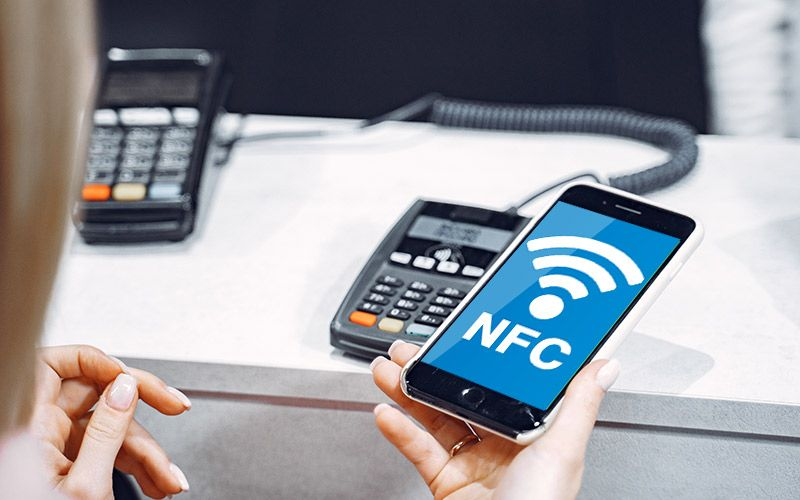 What is the use of NFC on the Phone?