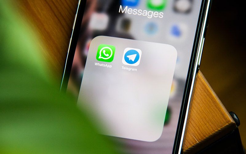 Transfer WhatsApp Chat Messages to Telegram