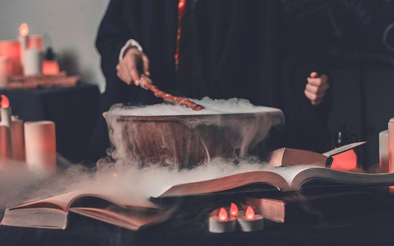 Andai Dunia Sihir Harry Potter Menggunakan Teknologi