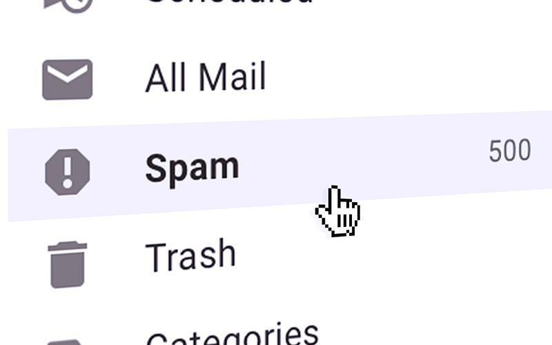Tips Menghindari Spam Email Marketing